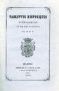 Tablettes historiques d'Etampes et de ses environs