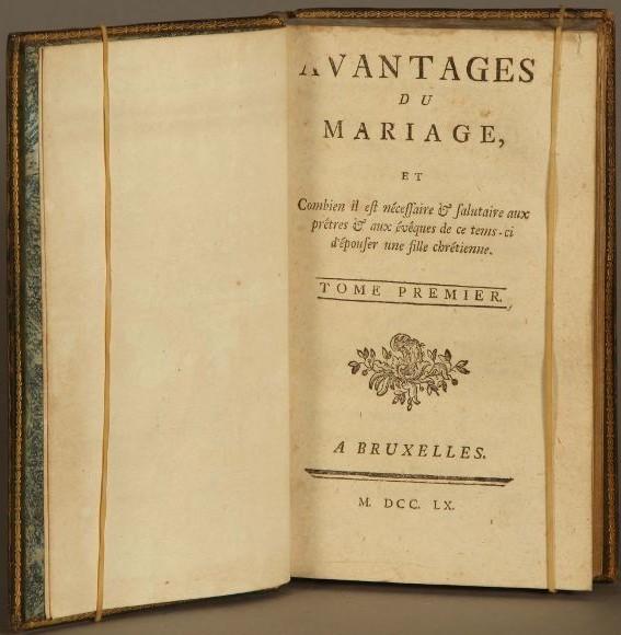 Avantages du Mariage